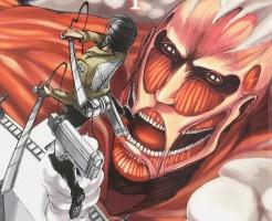 おすすめ漫画「進撃の巨人」